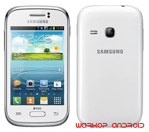 Cara Flash Ulang Samsung Galaxy Young Via Odin Dengan Benar