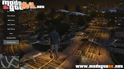 V - Mod Menu Loaded Completo para GTA V PC