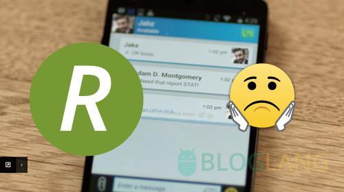 membaca pesan BBM tanpa status read