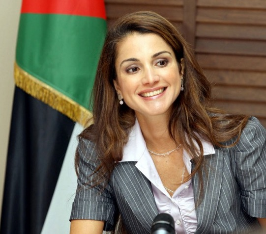 Saksikan Kejelitaan Isteri Raja Jordan