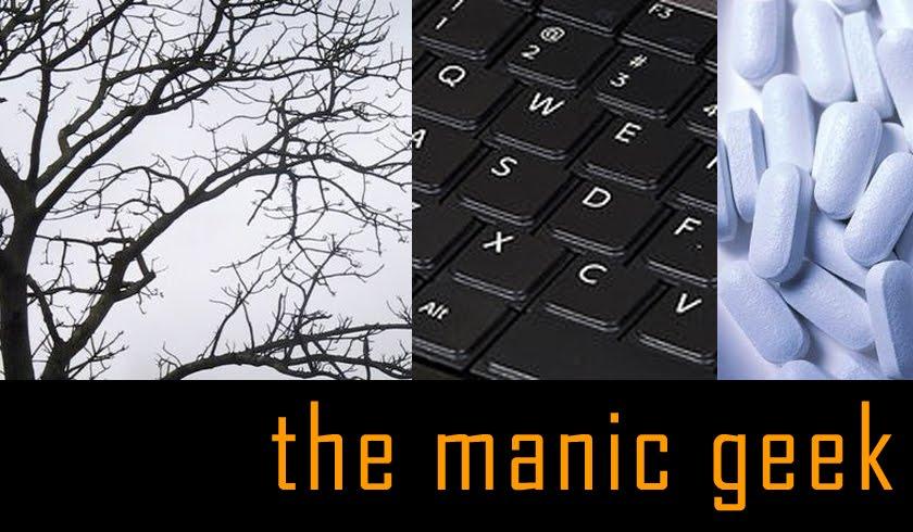 the manic geek