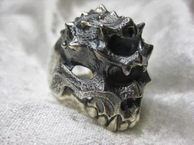日本藝術家古谷尚人的銀器品牌Strange Freak Designs