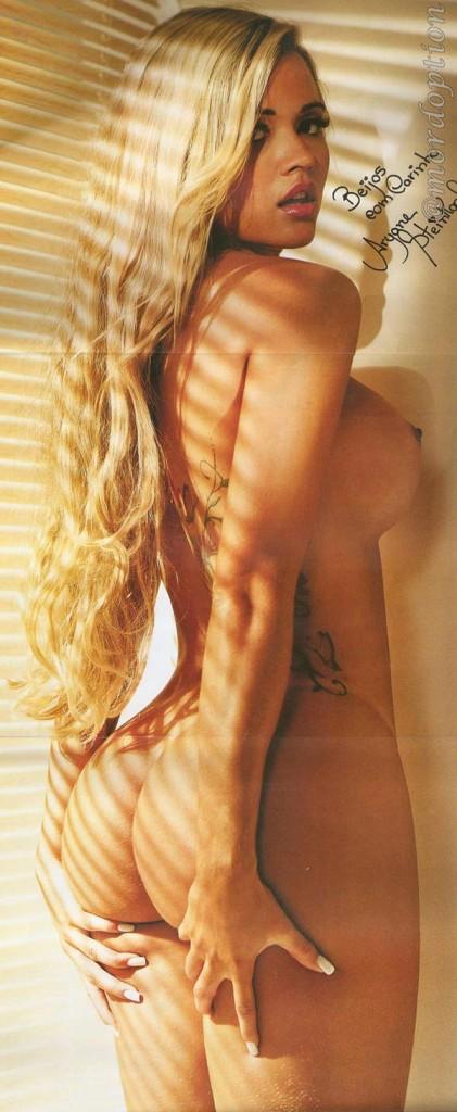 Playboy: Aryane Steinkopf ex-panicat