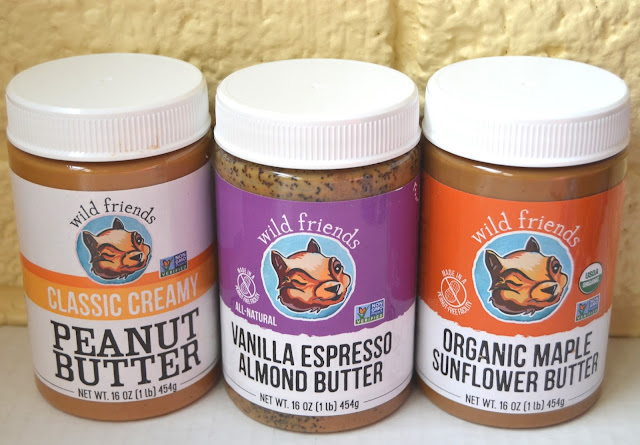 Wild Friends Nut Butter