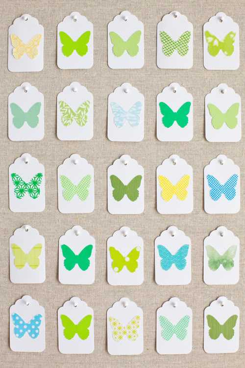 Mrs peabod a designers inspiration board diy christmas tags for Decor8 home and holiday