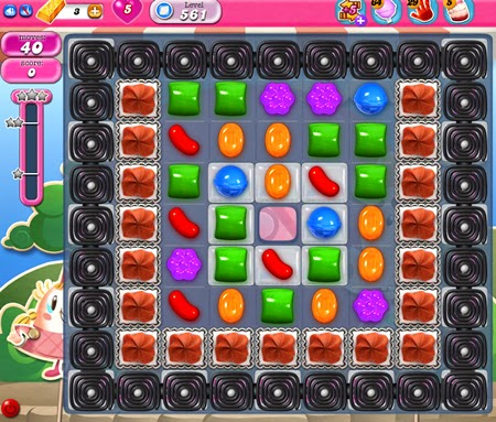 Candy Crush Saga 561