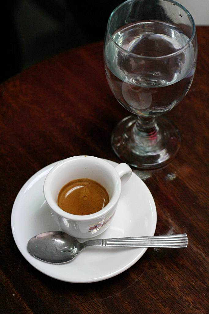 Espresso and Water Philippine Barista & Coffee Academy, Inc.