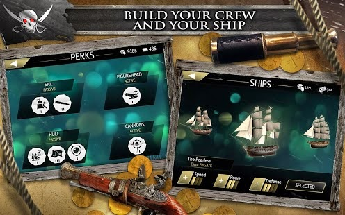 Assassin's Creed Pirates 1.3.0 Apk data