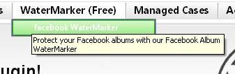 facebook watermark