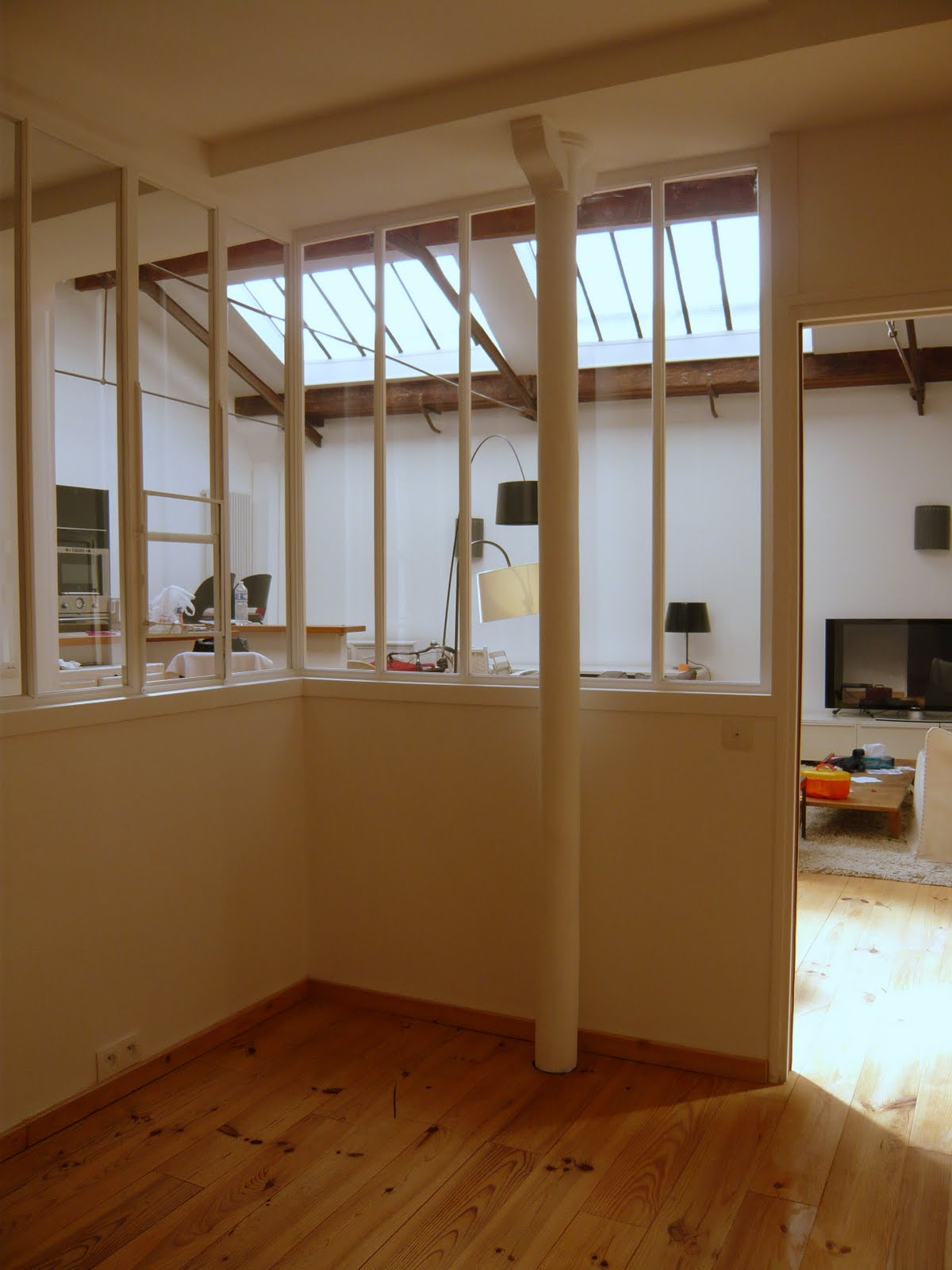 bo travo concept agrandir une verri re en bois. Black Bedroom Furniture Sets. Home Design Ideas