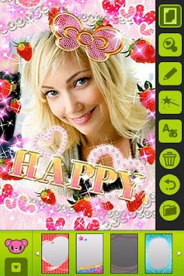 PriPriMarron Apk - Aplikasi Edit Photo Android untuk Wanita