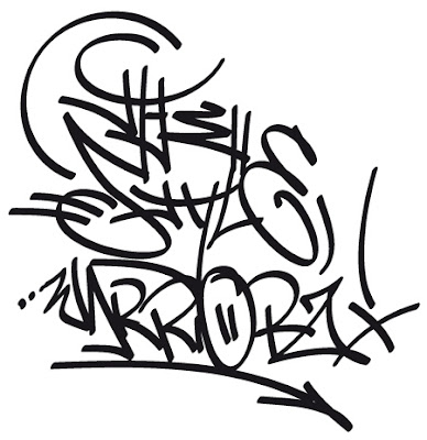 The Style Warriors Graffiti Tags