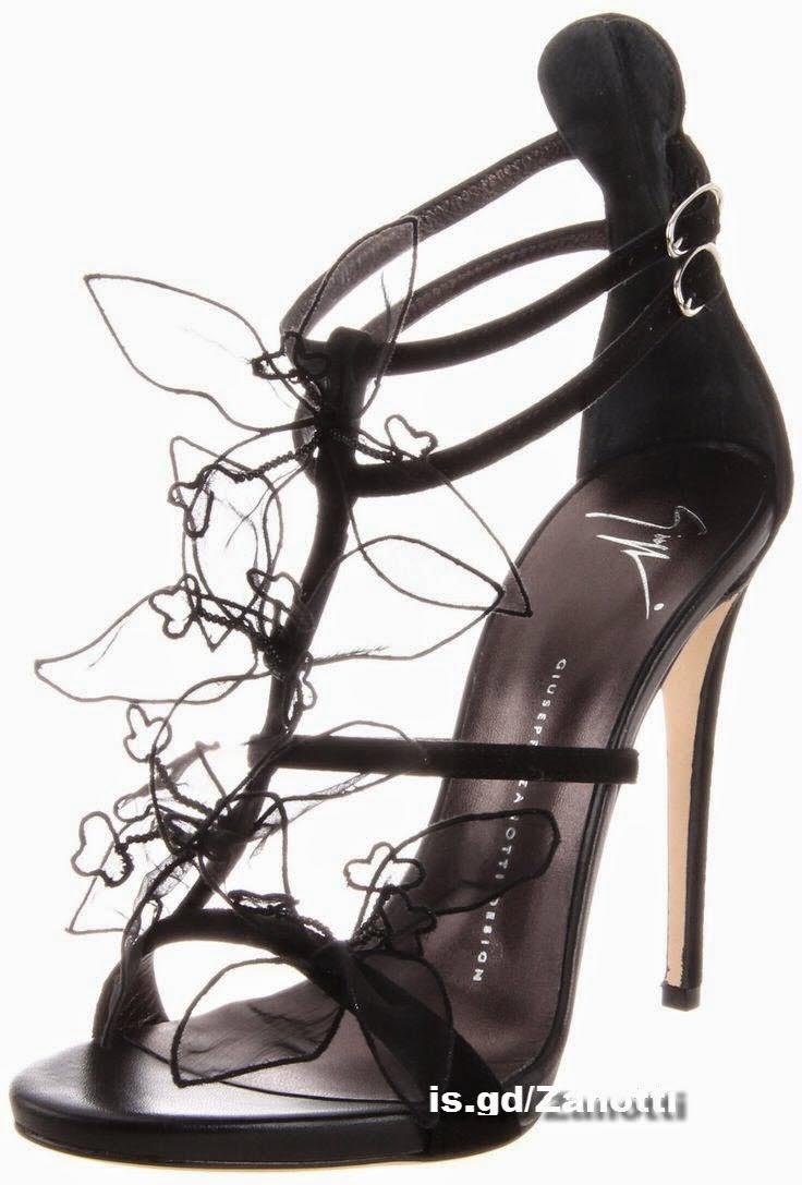 Giuseppe Zanotti Women's E20271 Sandal