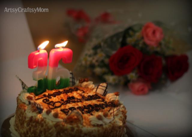 PC Bday cake