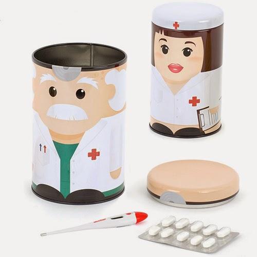 regalo para medico y enfermera