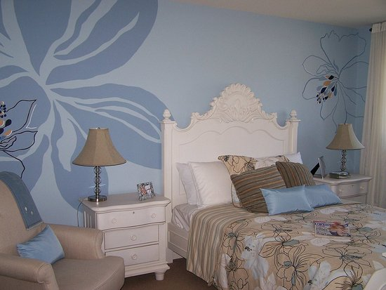 Home decoration bedroom wall decor creative bedroom - Creative bedroom wall designs ...