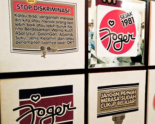 Kisah Inspiratif Kesuksesan Joger Bali
