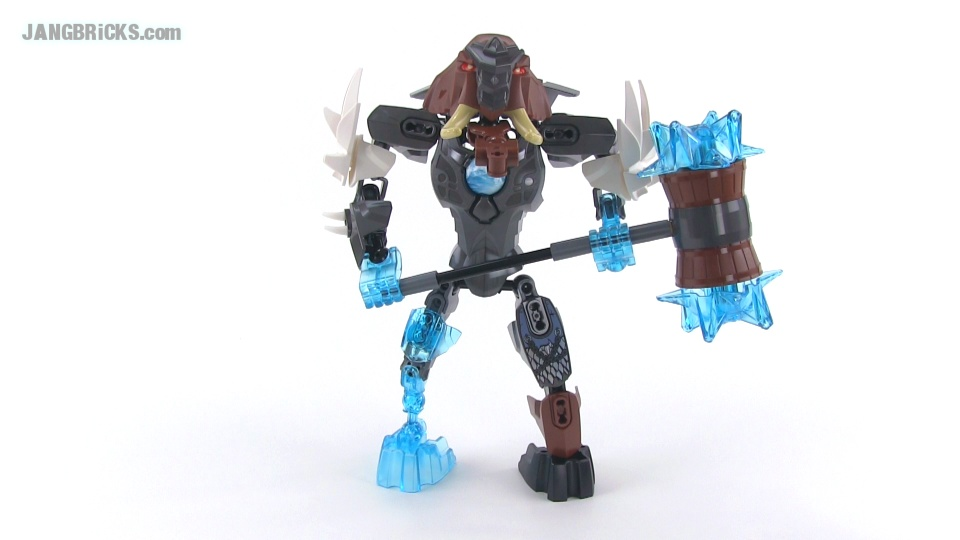 LEGO Chima 70209 Chi Mungus review!
