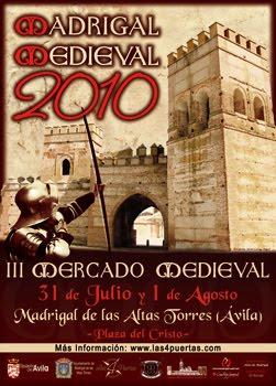 Madrigal Medieval 2010