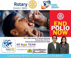 Rotary International D3800