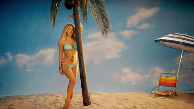 "Fergie divulga clipe de ""L.A Love(la la)"