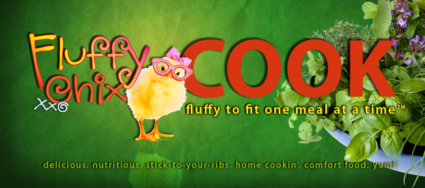 Fluffy Chix Cook