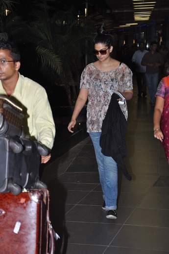 Sonam Kapoor returns back from her birthday celebrations in Paris