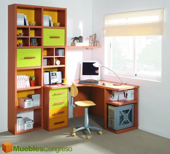 muebles escritorios juveniles imagui