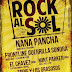 Rock Al Sol Sábado 31 de Agosto