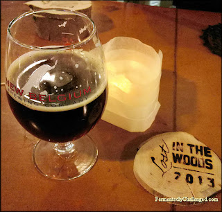 New Belgium's Lost in the Woods 2013