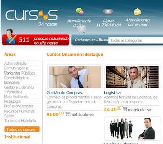dicas de estudos online cursos 24 horas