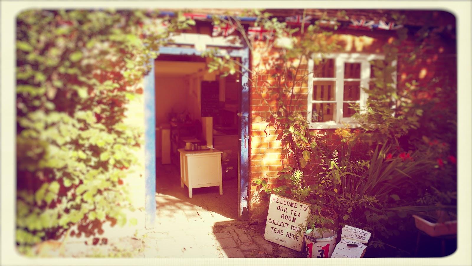 Britchcombe Farm Tea Room