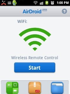 airdroid movil