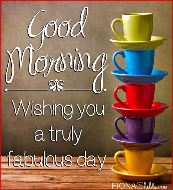 DP Lucu Gambar Kata-kata Ucapan Selamat Pagi Bahasa Inggris
