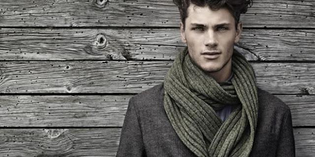 woolen stylish men stole muflar scarf