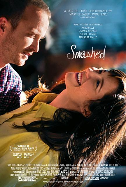 Ver Smashed (Tocando fondo) (2012) Online