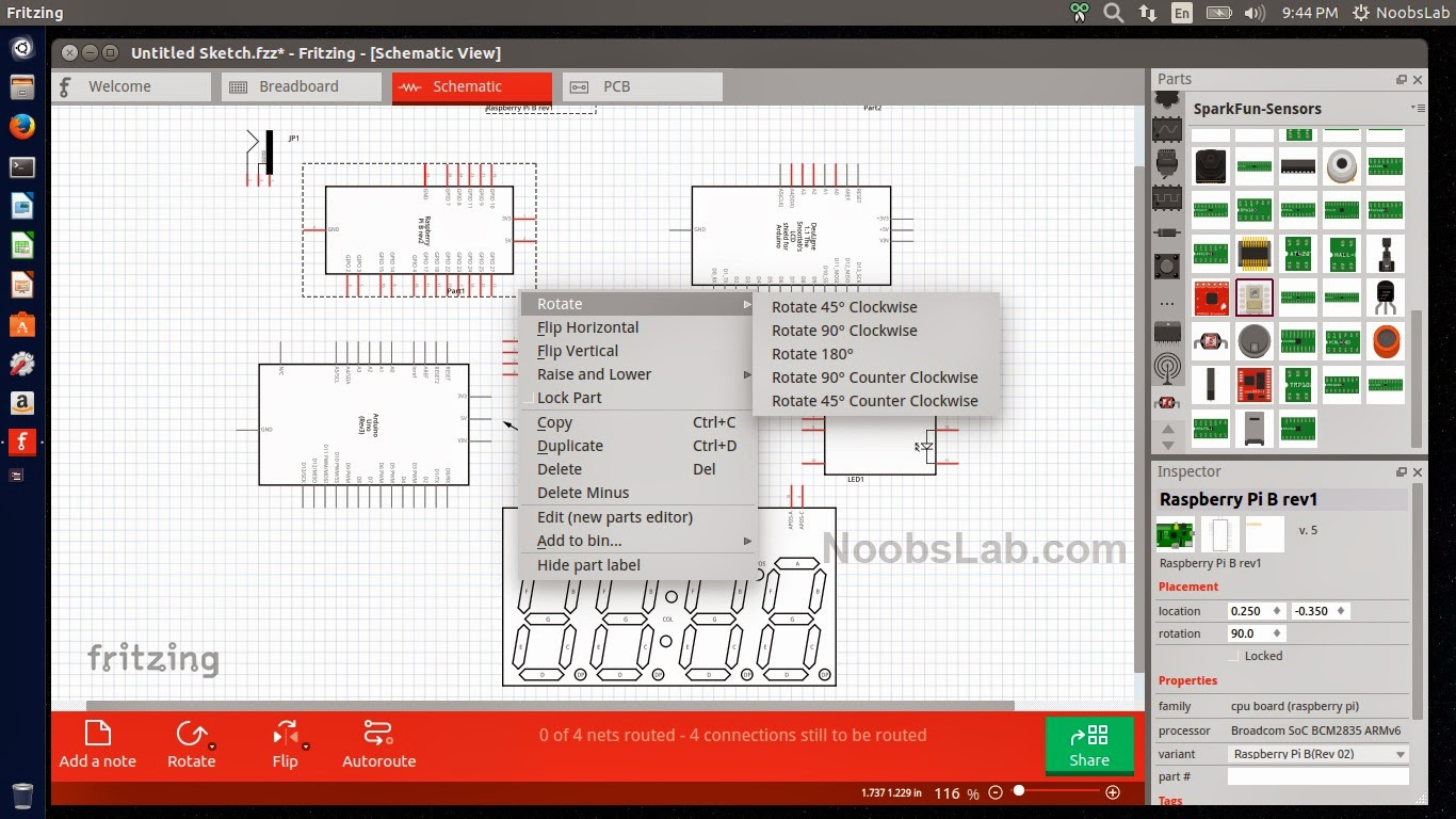 Magnificent Pcb Linux Ensign - Electric Circuit Diagrams ...