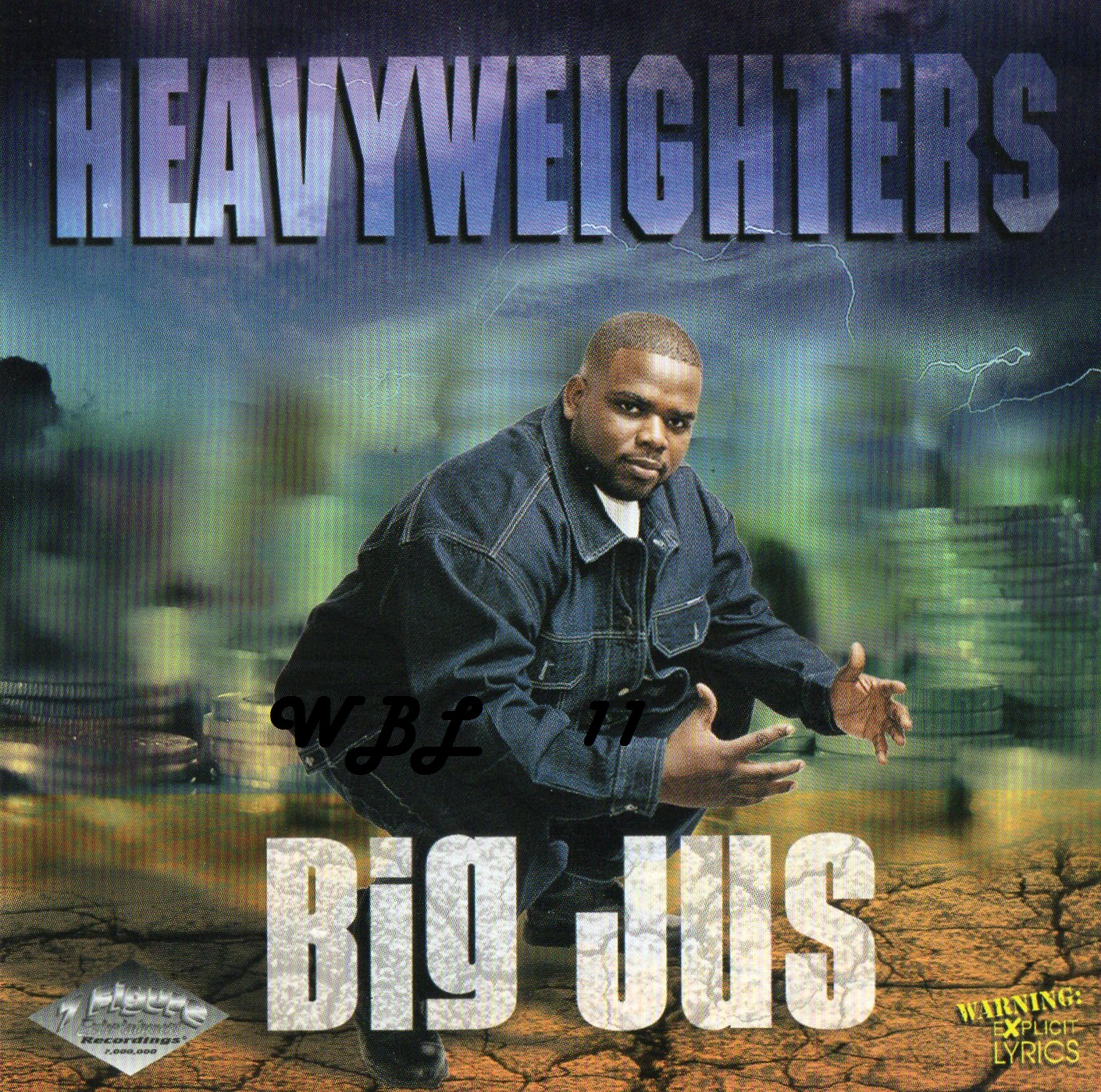 Big Jus - Heavyweighters