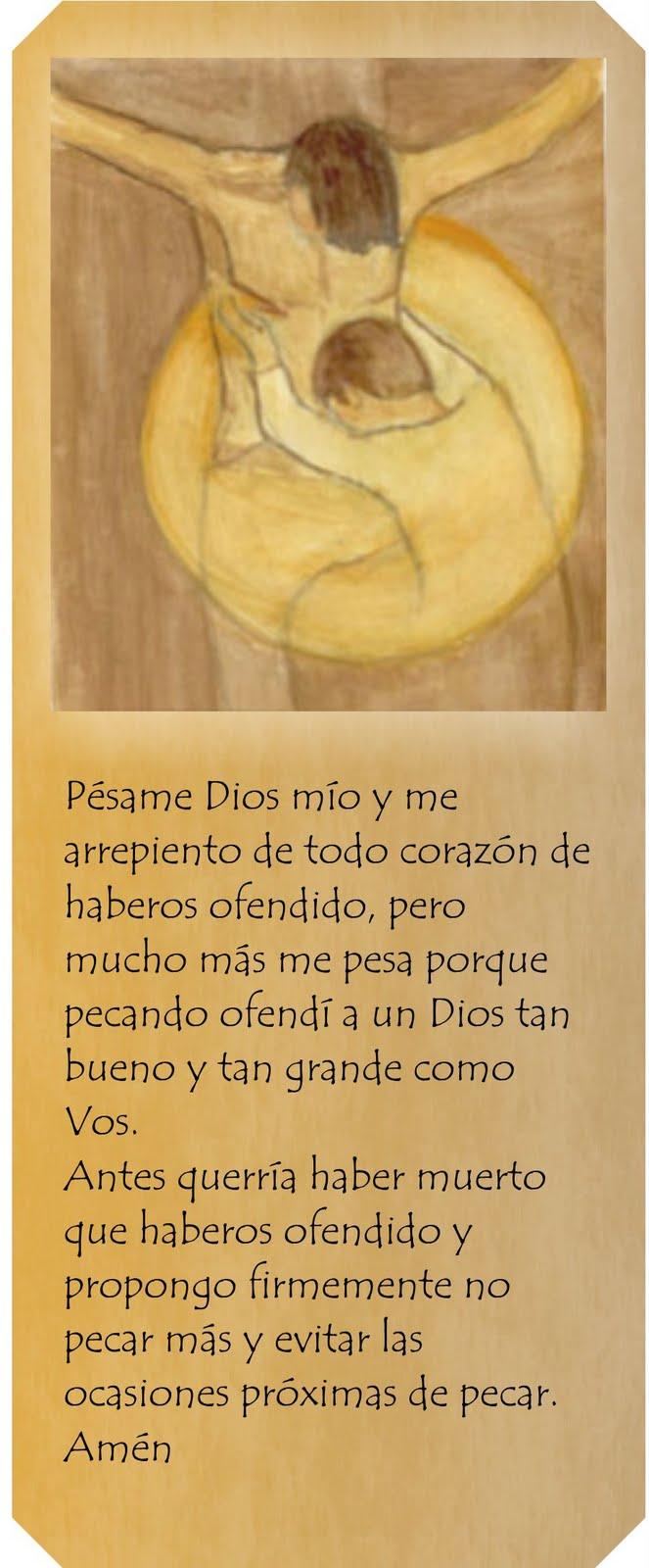Tarjetas Y Oraciones Catolicas Pesame Dios Mio