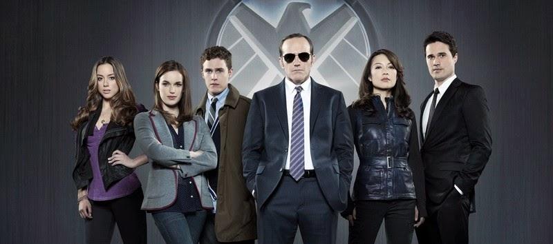 Marvel's Agents of S.H.I.E.L.D., sezon 1