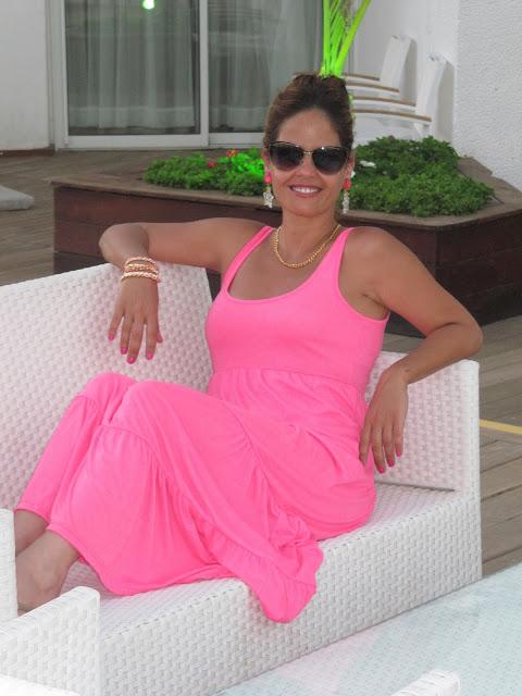 בלוג אופנה Vered'Style שמלת מקסי