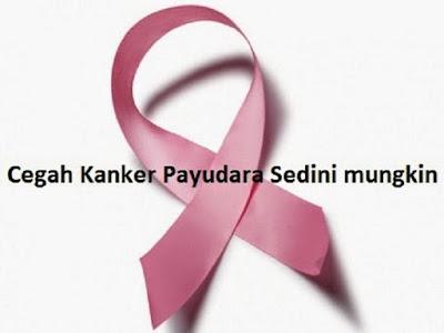 Gejala Awal Kanker Payudara Yang Jaran Disadari