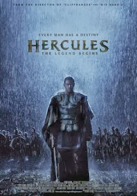 Hercules, the legend begins
