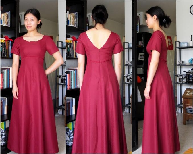Cation Designs Choir Dress Refashion For My Steampunk Costume