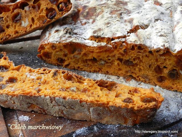 Chleb marchwiowy - listopadowa piekarnia