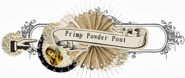 Primp Powder Pout - a Make-Up Artist's Life