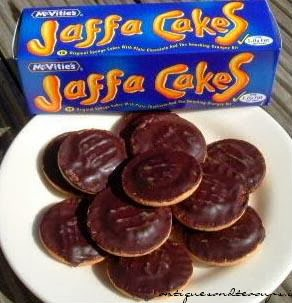 Image Result For Jaffa Cakes