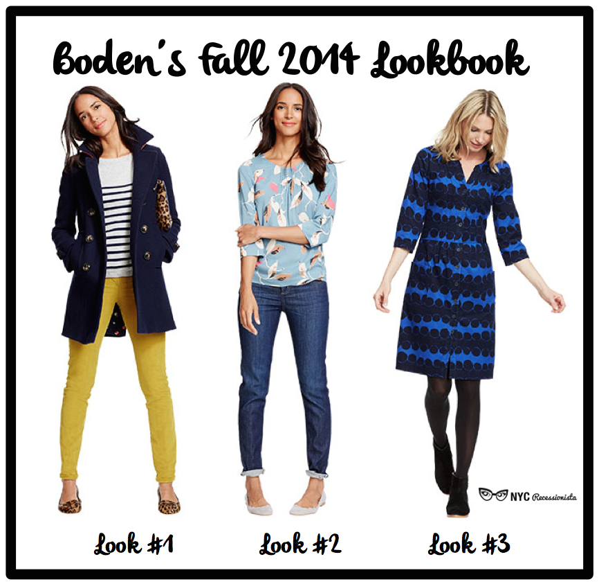 Nyc recessionista first look boden usa fall 2014 for Boden katalog