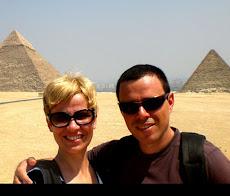 Peregrinação Egito - Israel Grupo Era de Ouro 2010