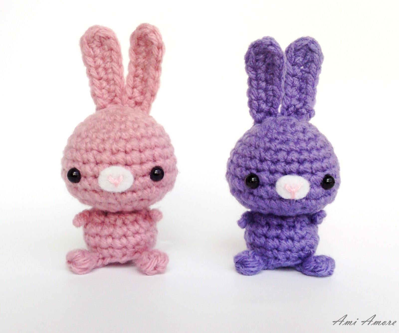 Ami Amore: New Amigurumi Designs and 4 Crochet Patterns